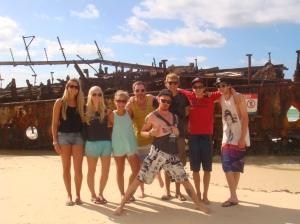 Fraser Island crew - Versestravel