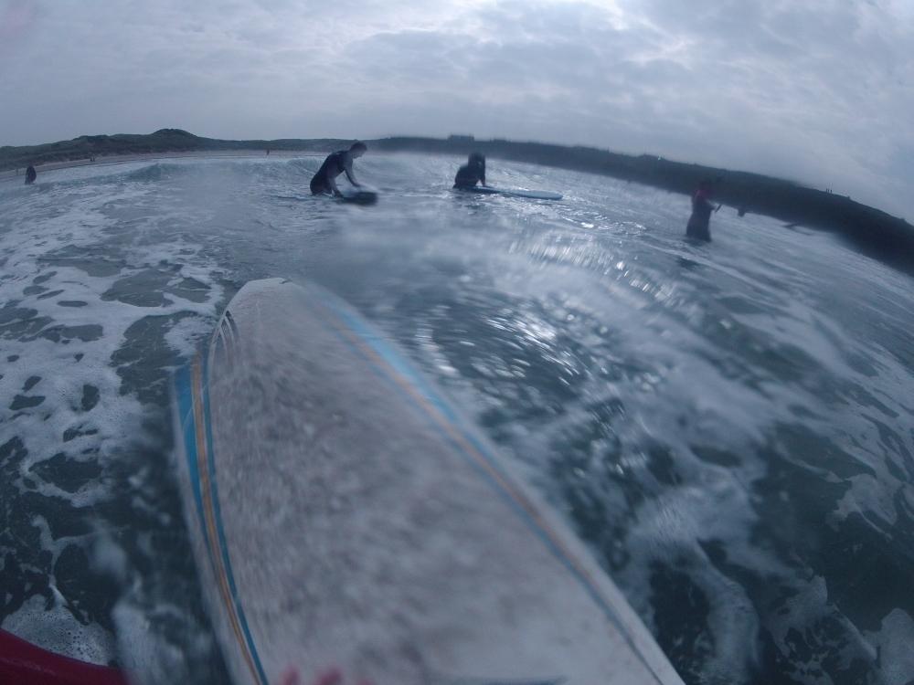 Surfs Up - Versestravel