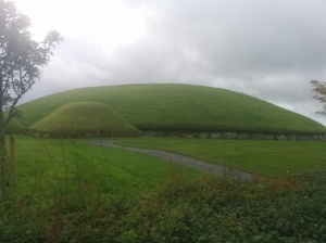 Knowth, and a satellite tomb