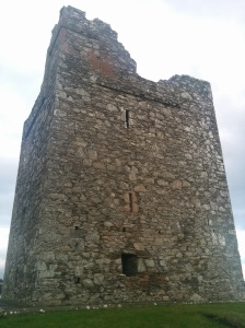 Audleys Tower - GoT location stop 7 (according to the sign)