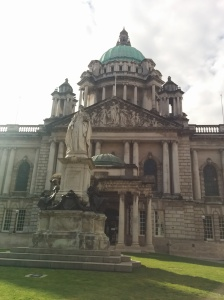 Belfast City Hall - Queen Victoria